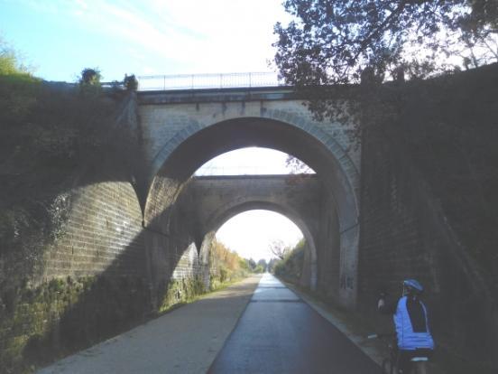 entre Aubignan/Carpentras