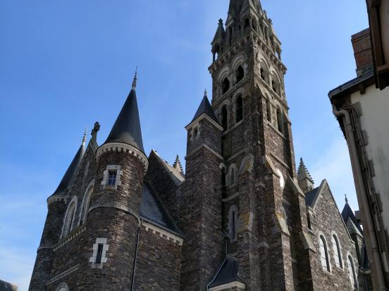 Eglise de Maure-de-Bretagne