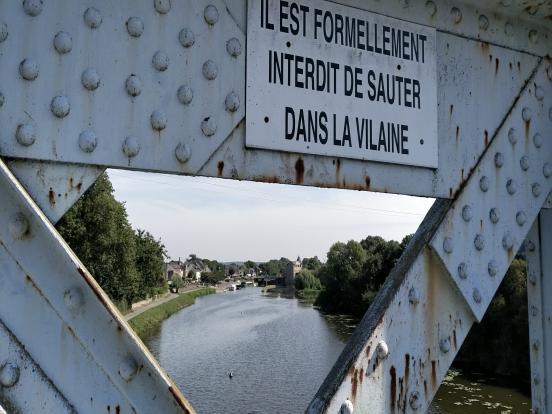Viaduc sur La Vilaine