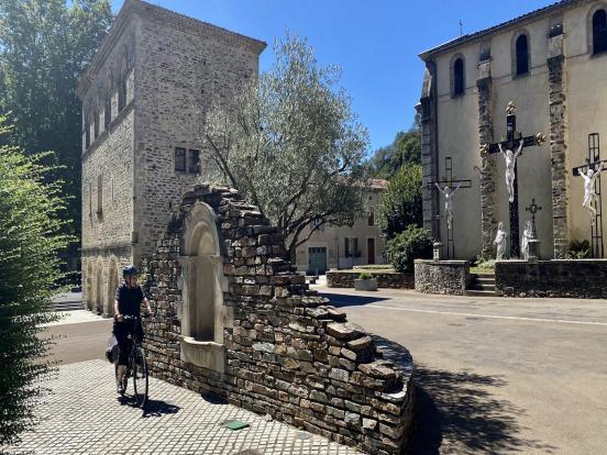 A Burlats, tour Adélaïde