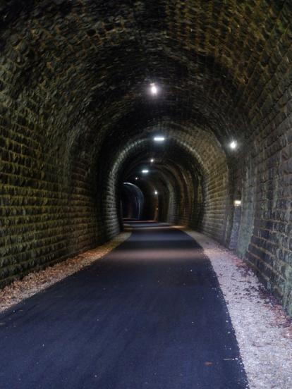 tunnel de Parensol
