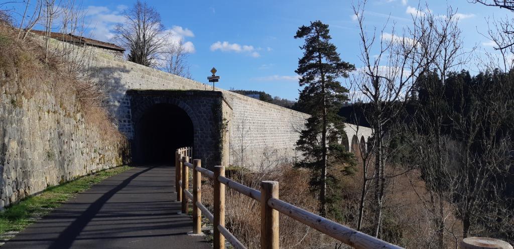 Tunnel de La Chapelette