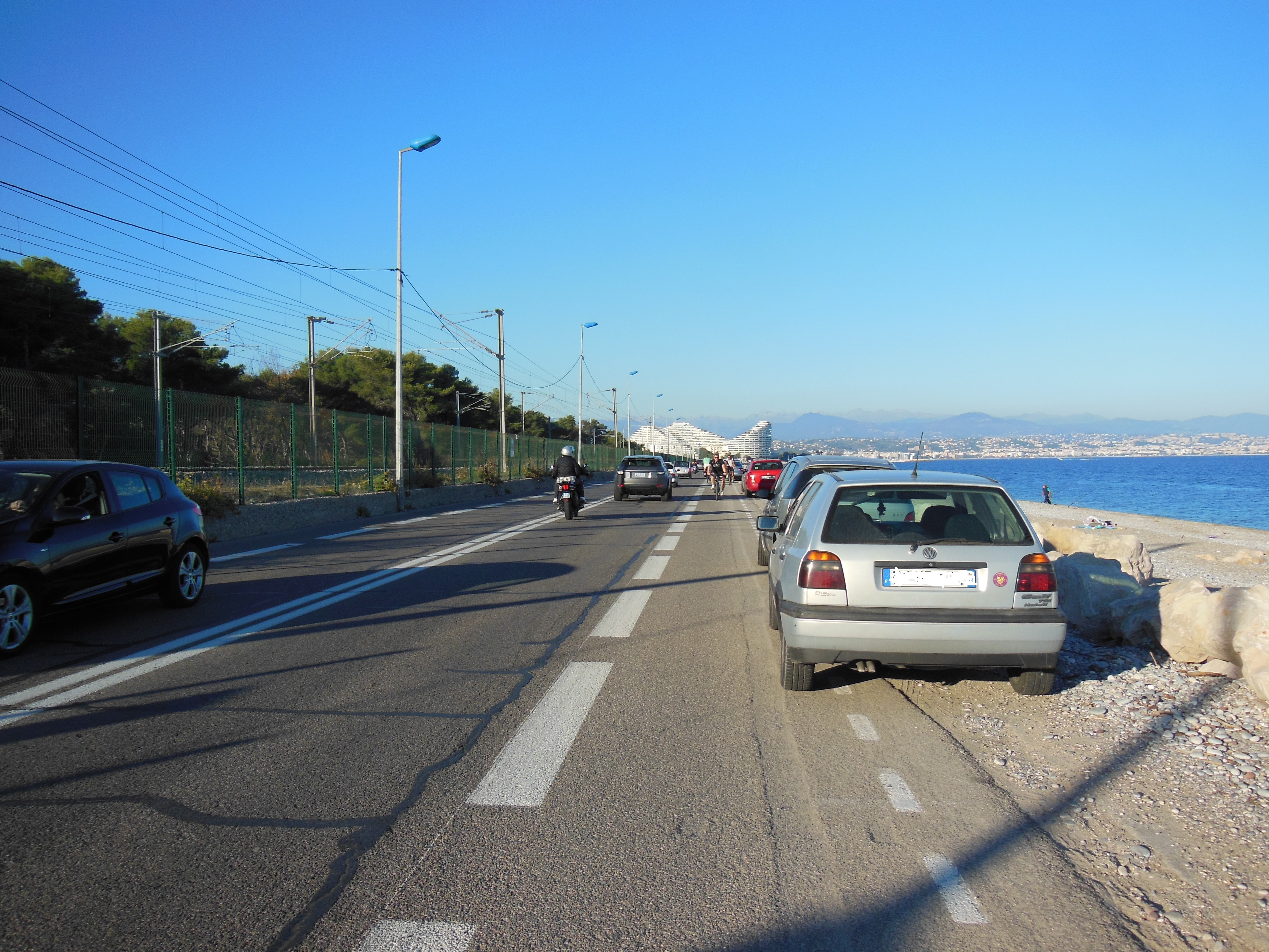 Bandes cyclables