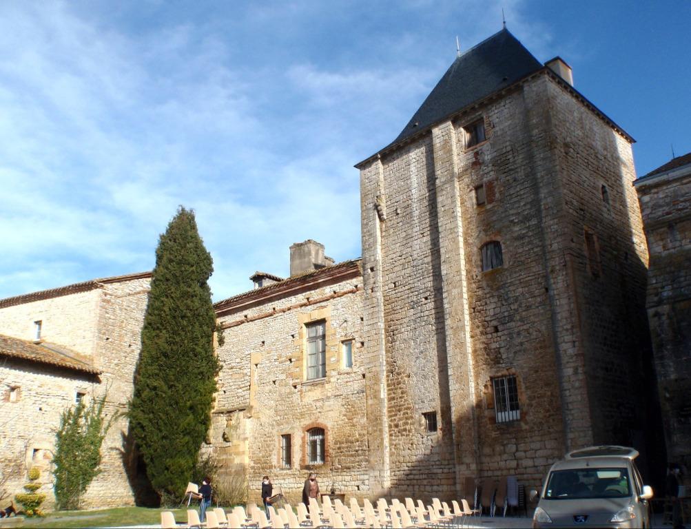 Montricoux-château