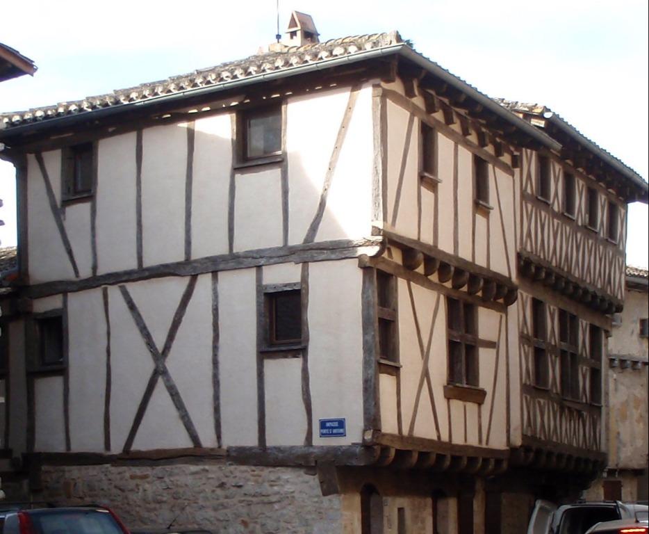 Montricoux-maisons