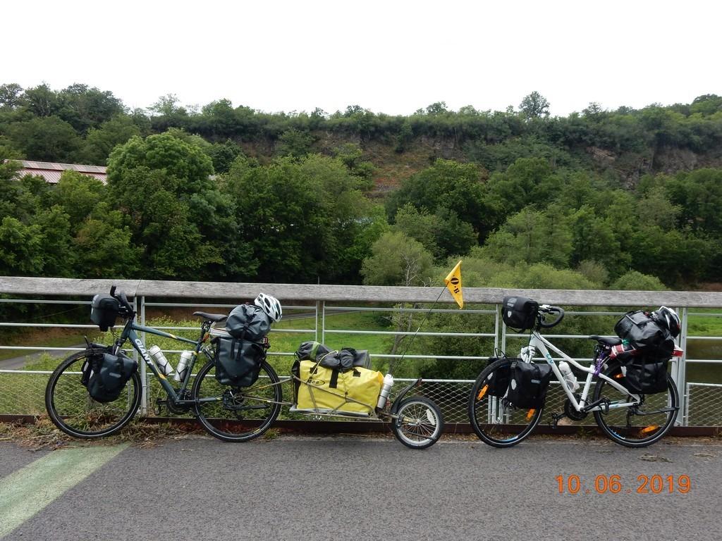 Les vélos au repos