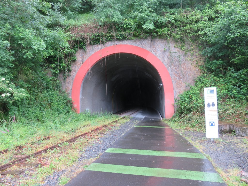 Le tunnel du Hom
