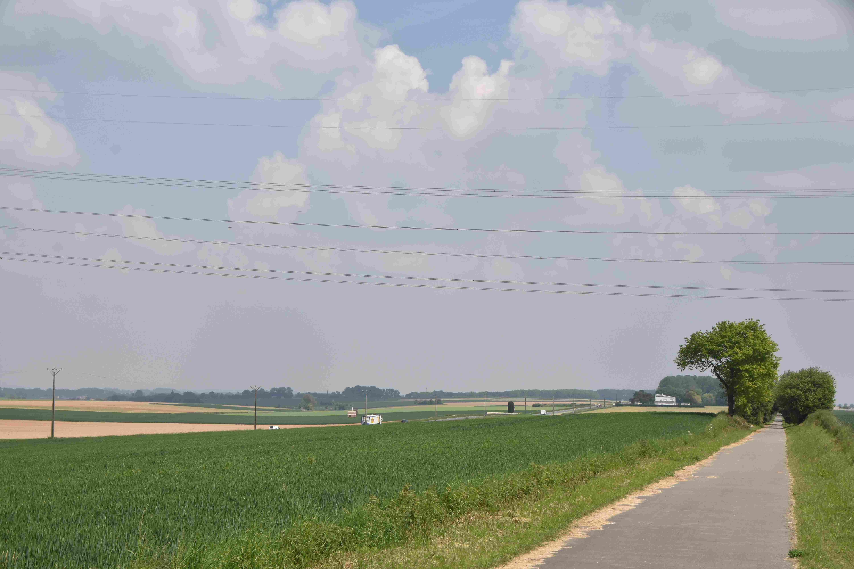 voie verte de Dainville