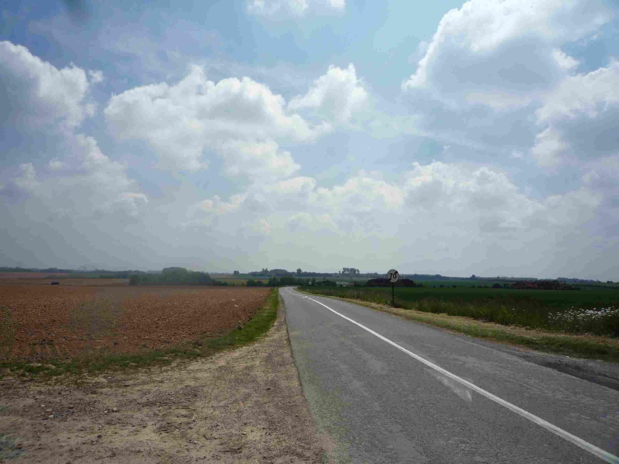 Route Dainville – Achiet-le-Petit