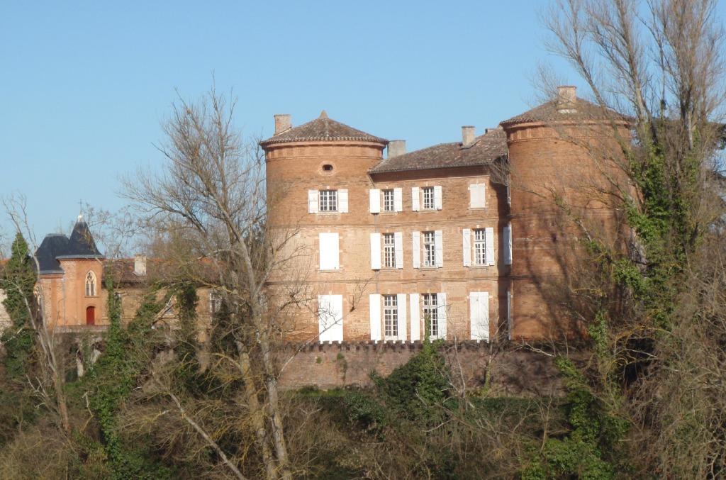Château de Reyniès