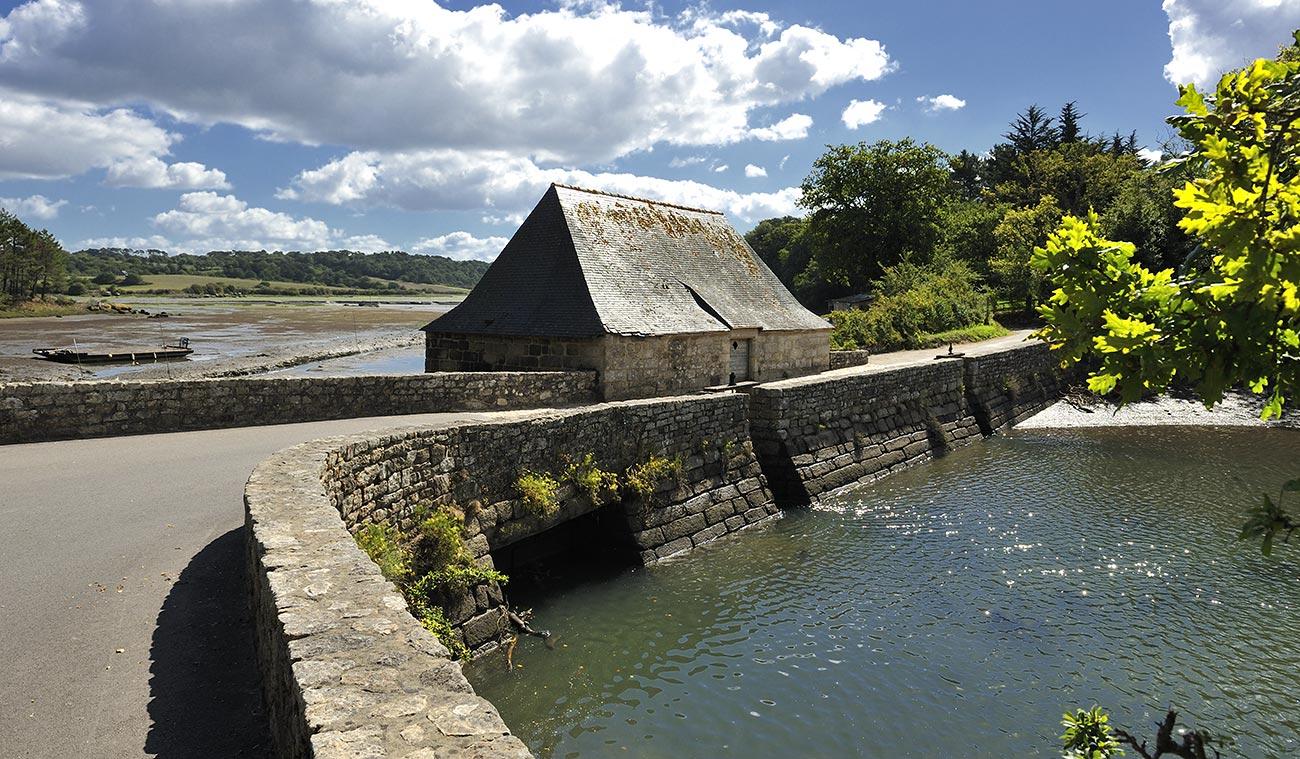 Moulin Mer du Hénan