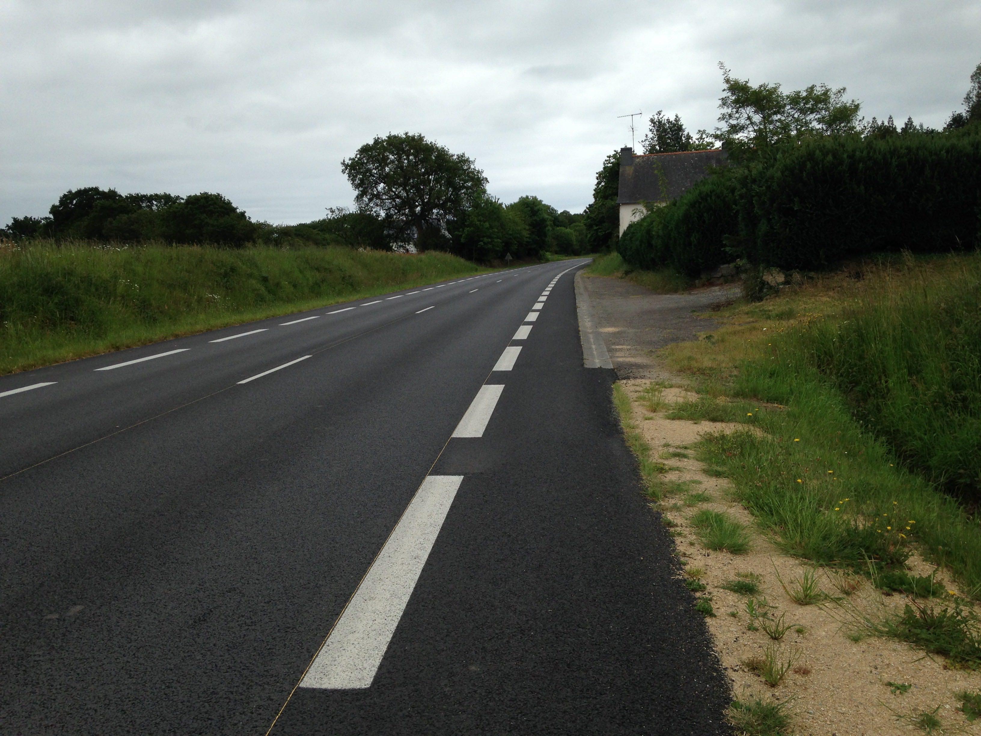D1 de Trégunc à Pointe de Trévignon