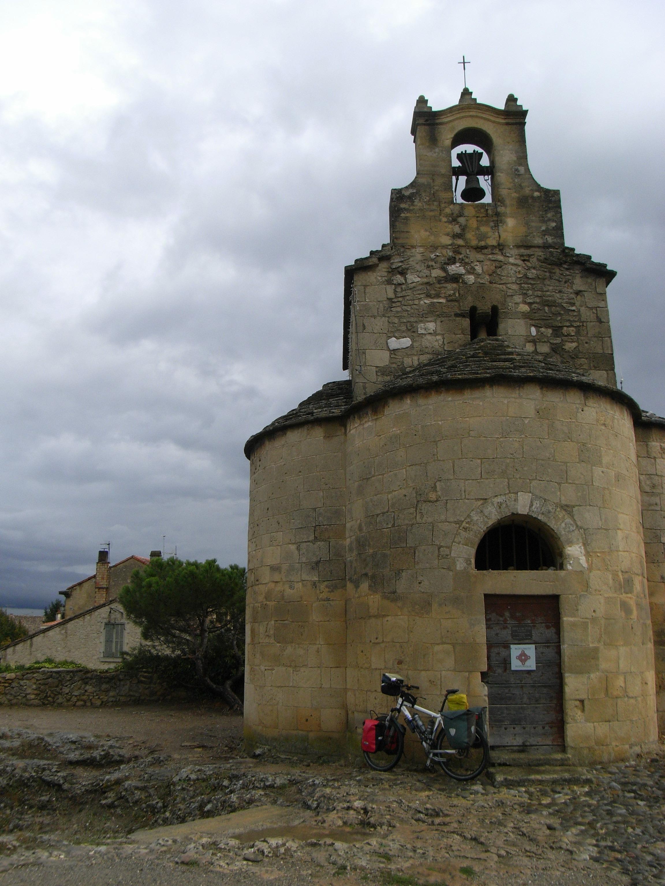 Chapelle du St-Sépulcre