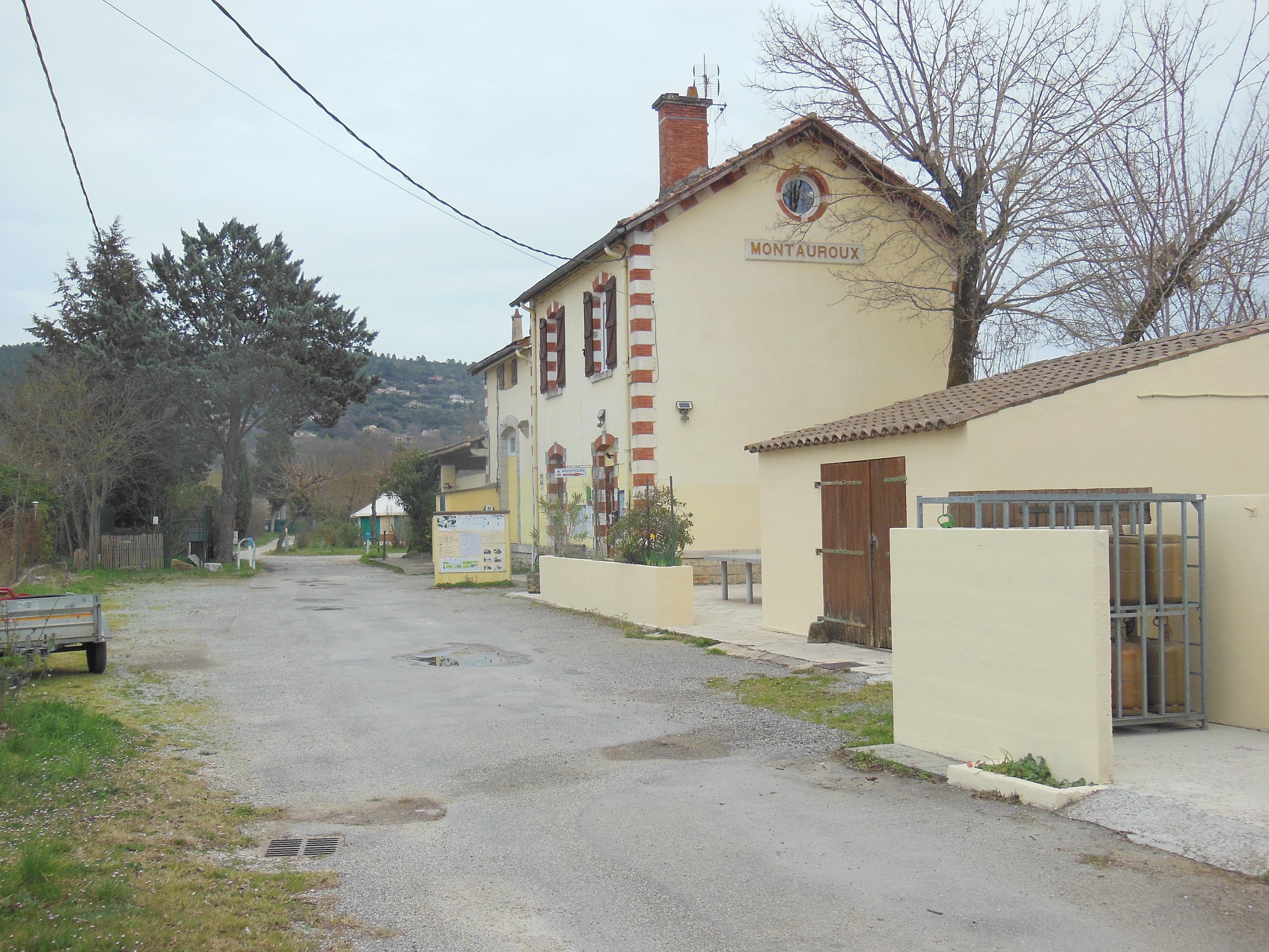 Montauroux (gare)