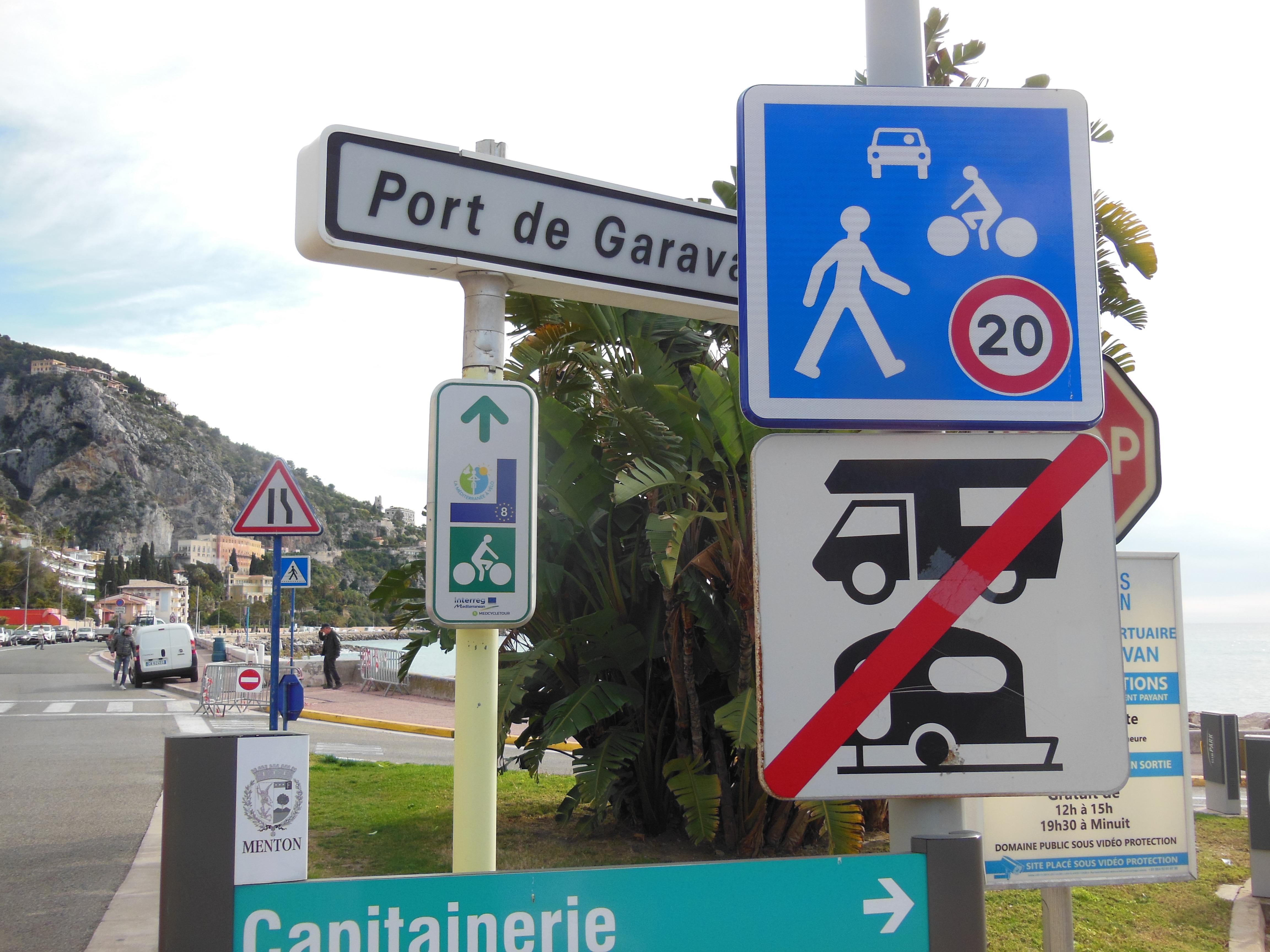 Port de Garavan