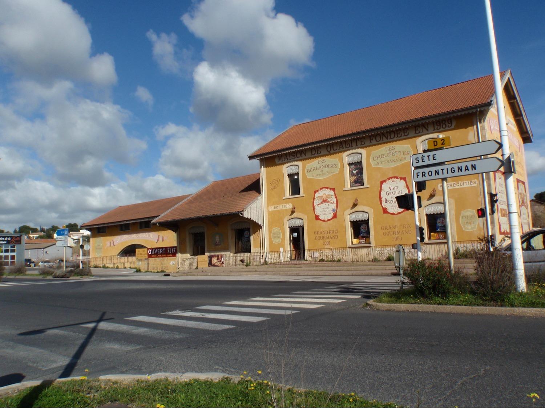 Gare Balaruc-les-Bains