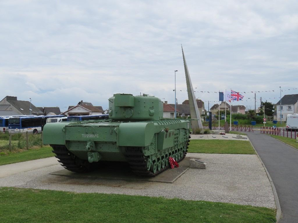 Le Tank Churchill