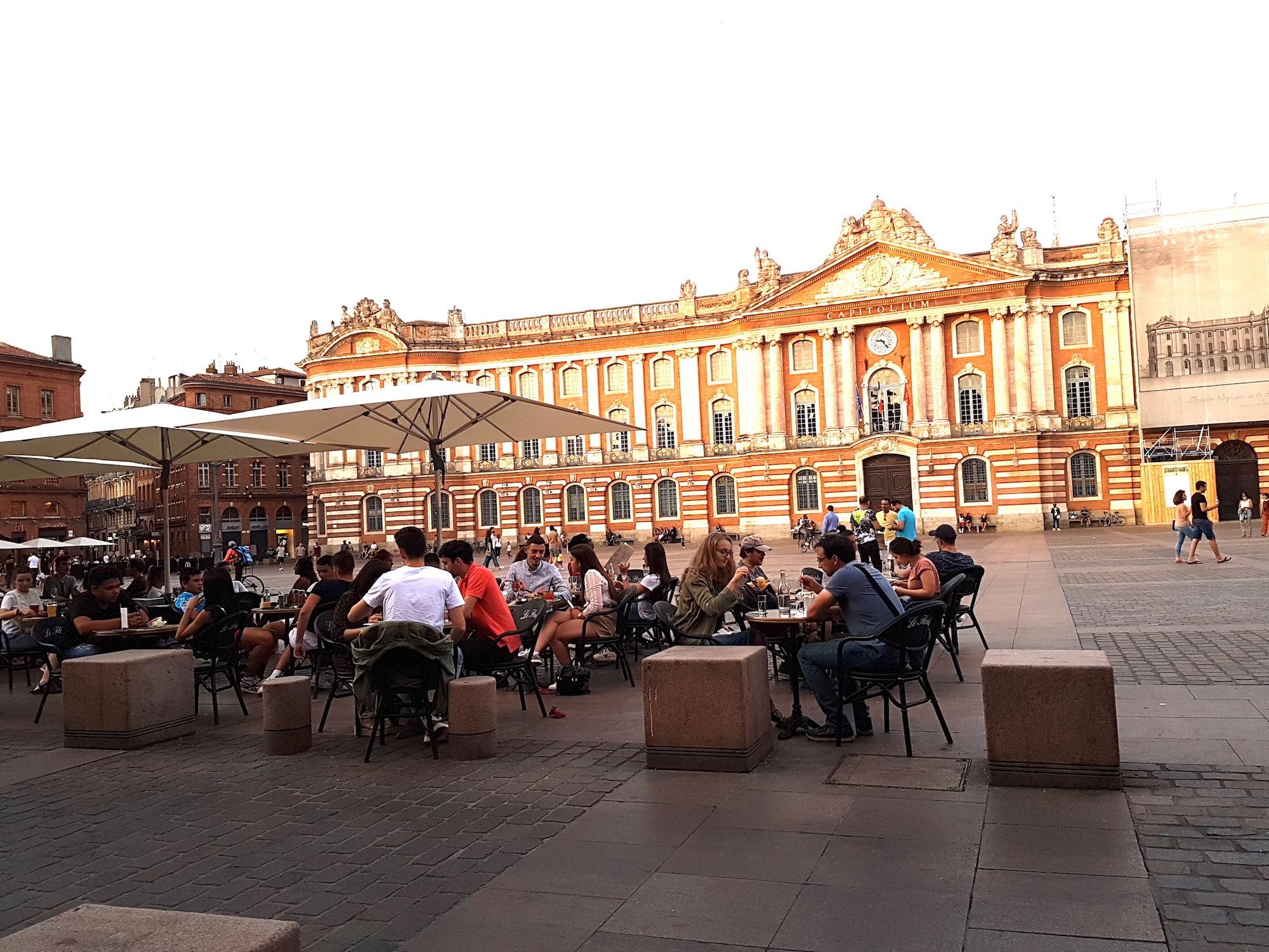 Toulouse-Place du Capitole