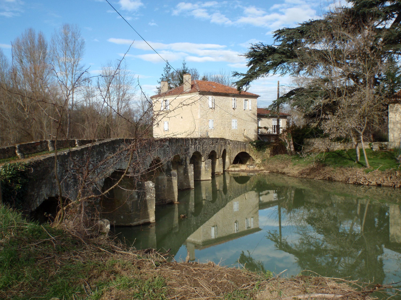Pont-barrage