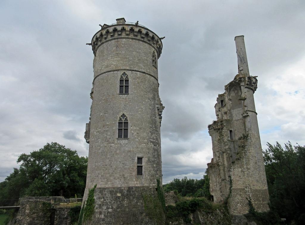 Château de Mehun-sur-Yèvre
