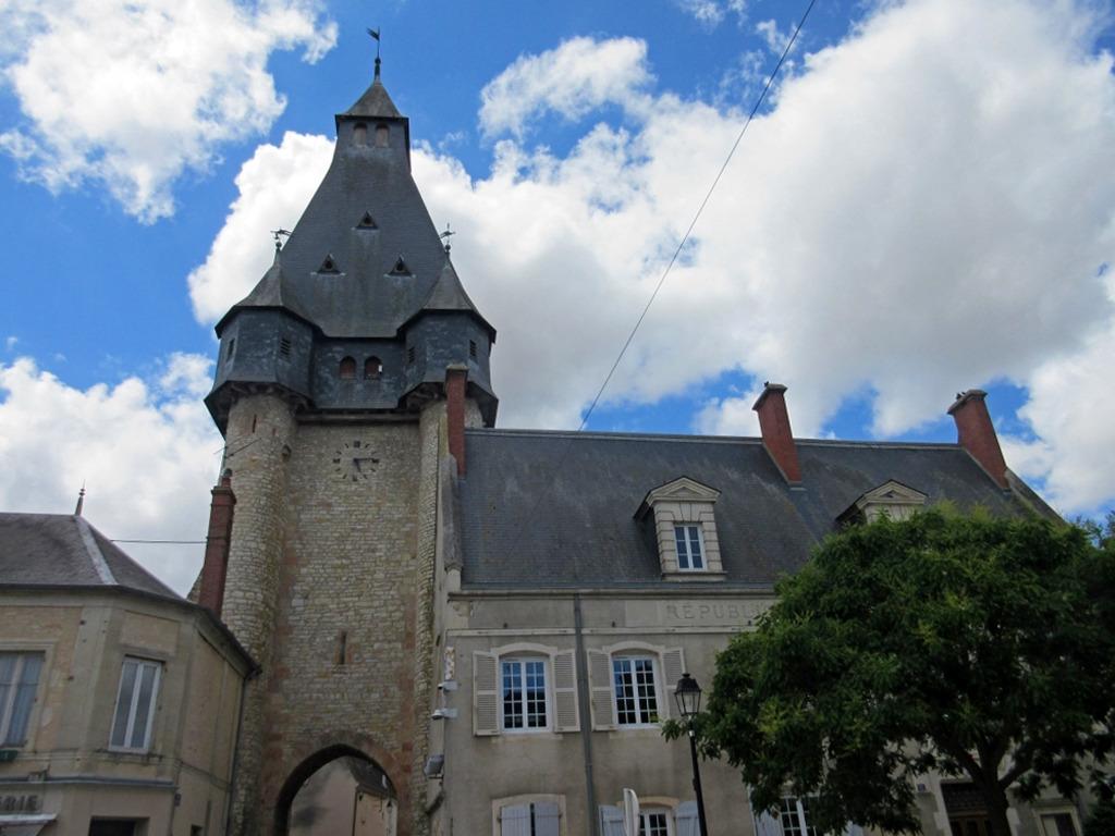 Beffroi de Dun-sur-Auron