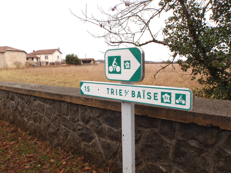 Galan- Pont de la Baïsole