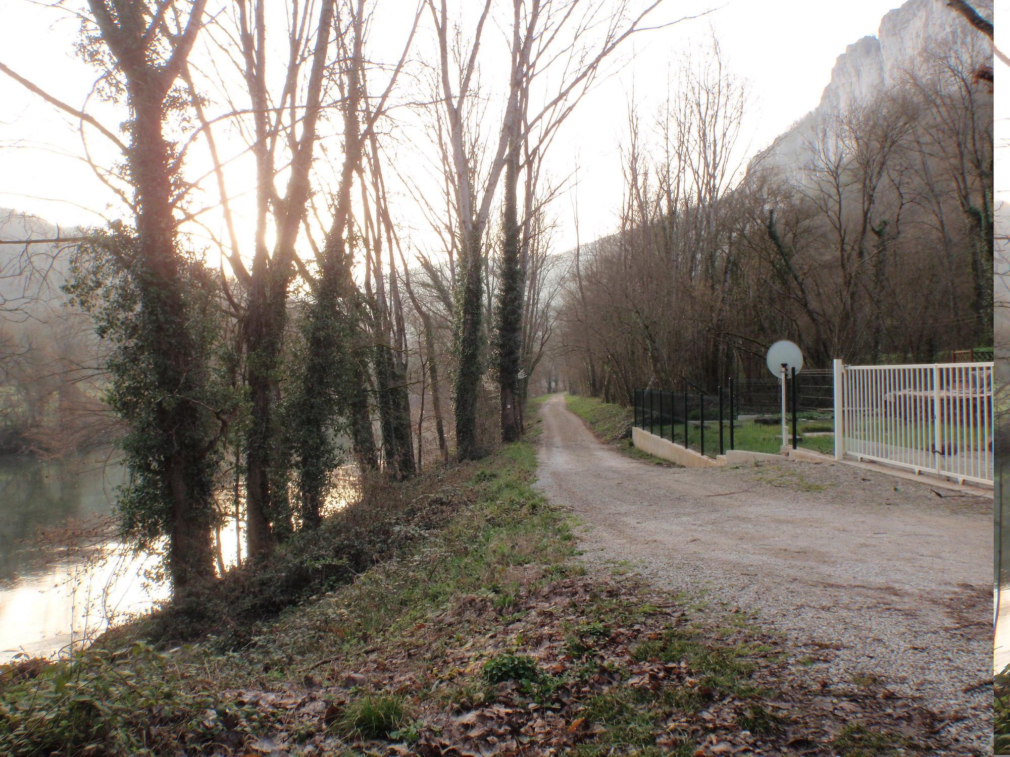 Chemin St-Antonin