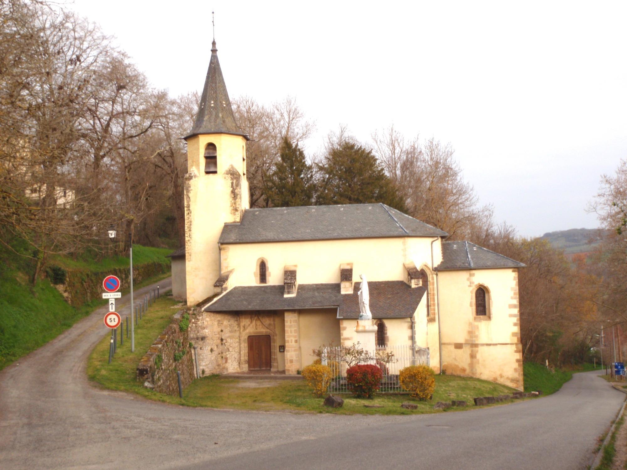 Chapelle du Crucifix