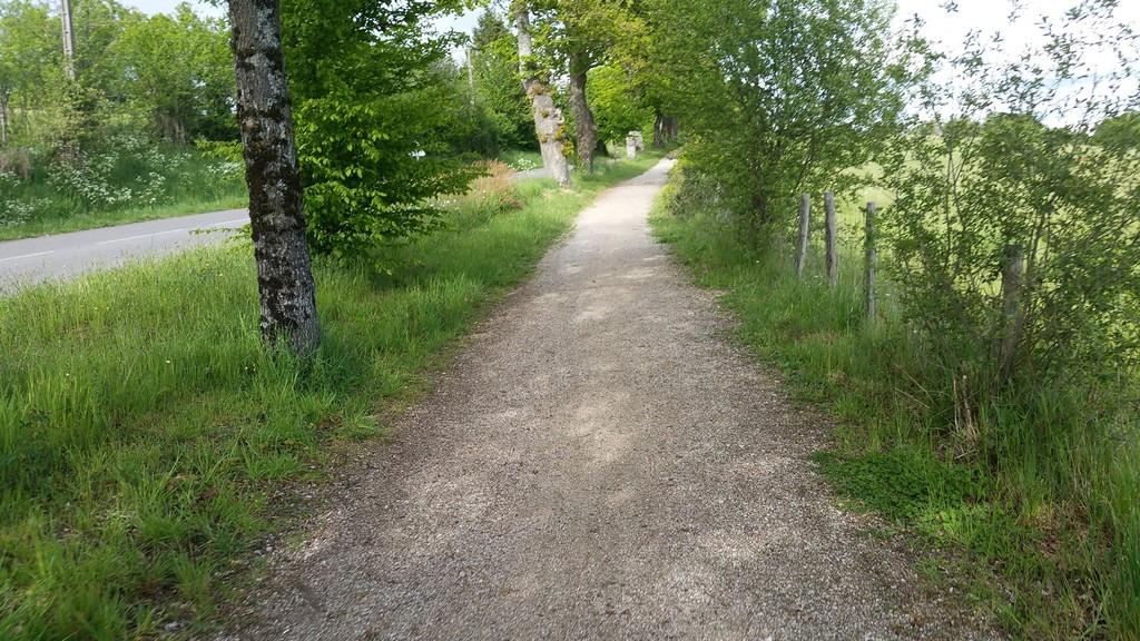 La voie verte d'Isle